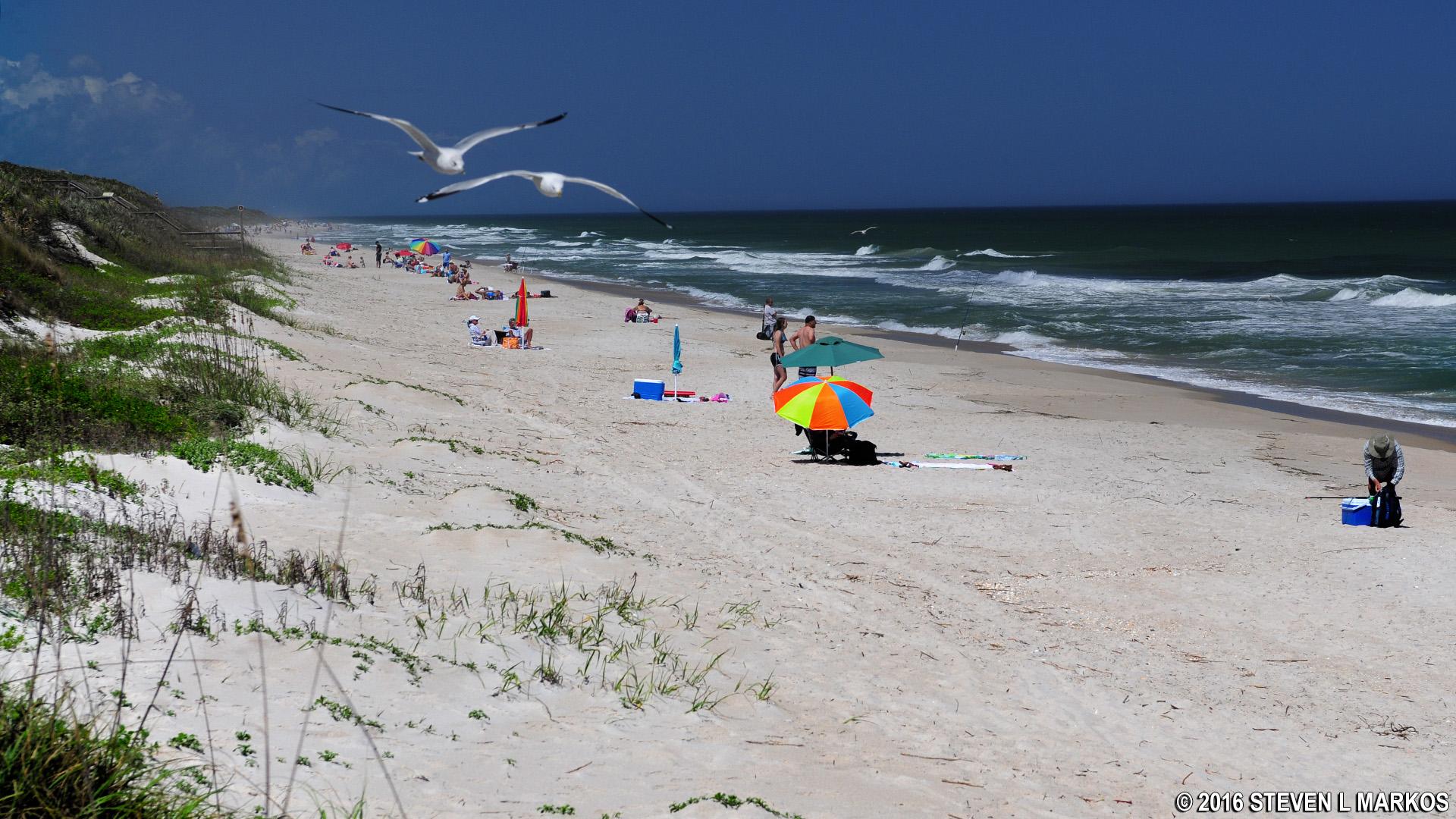 Canaveral National Seas Beaches