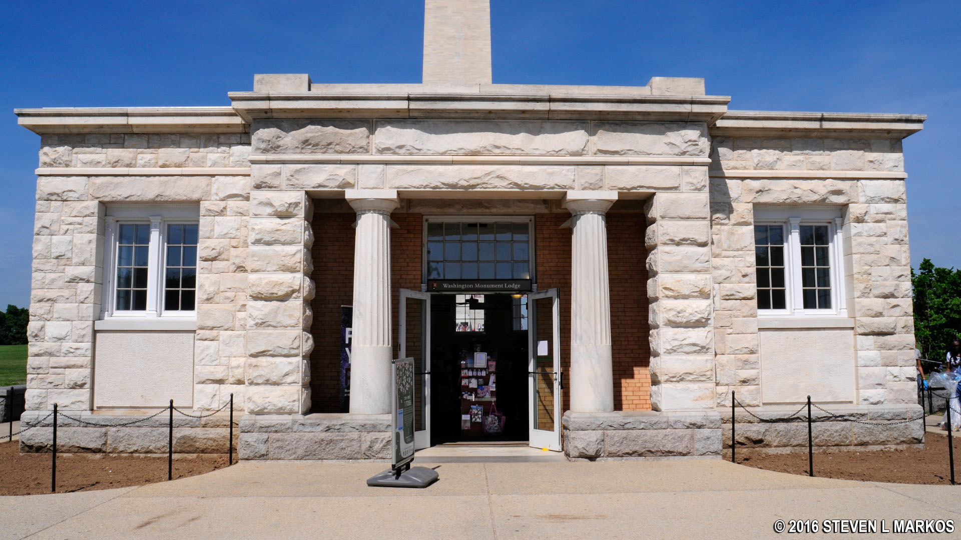 washington monument mall
