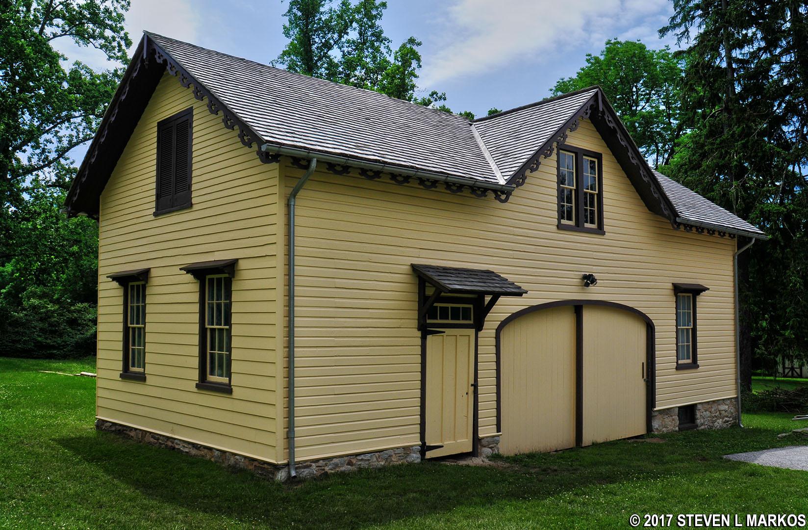 Hampton national historic site - Carriage House At Hampton National Historic Site