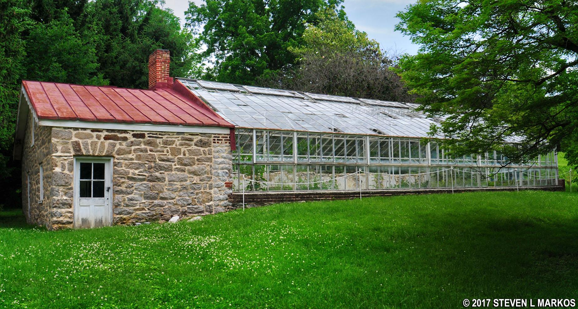 Hampton national historic site - Greenhouse 2