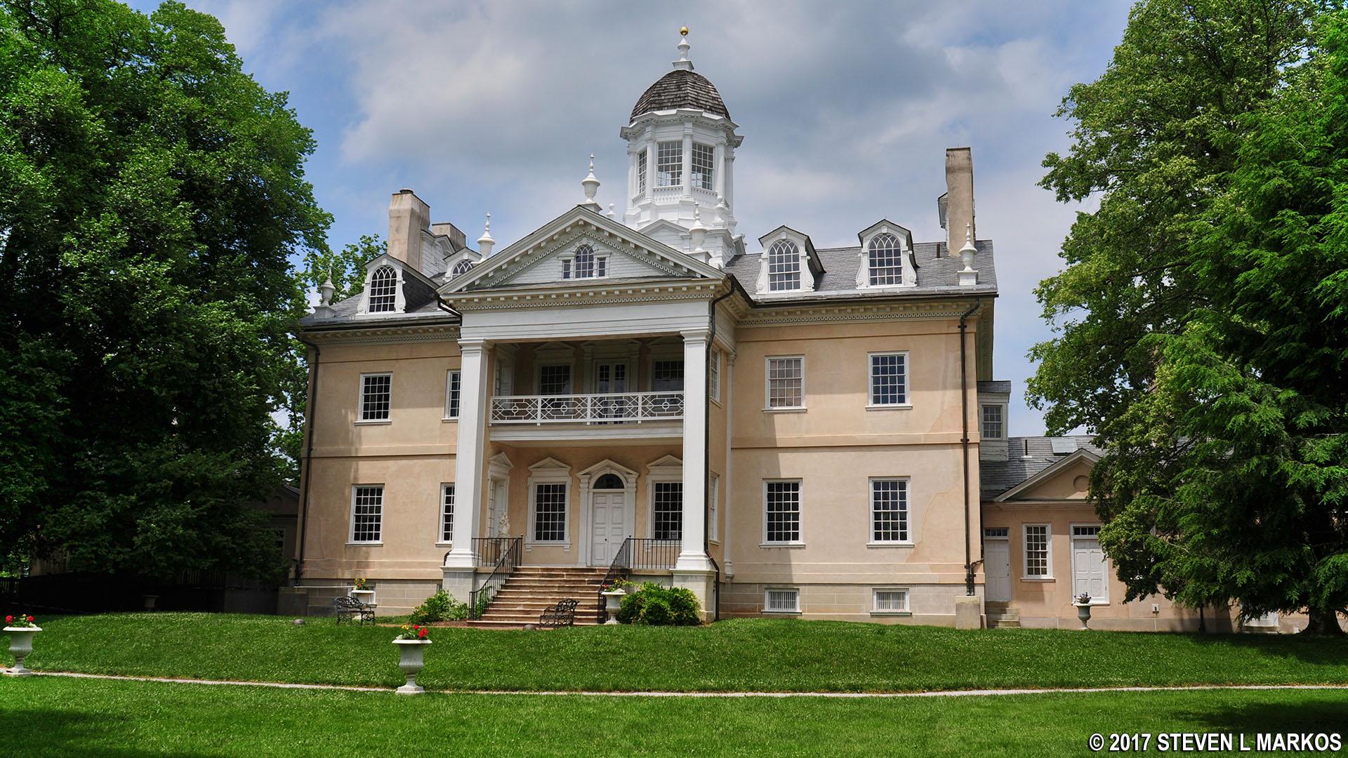 Hampton national historic site - Hampton Mansion
