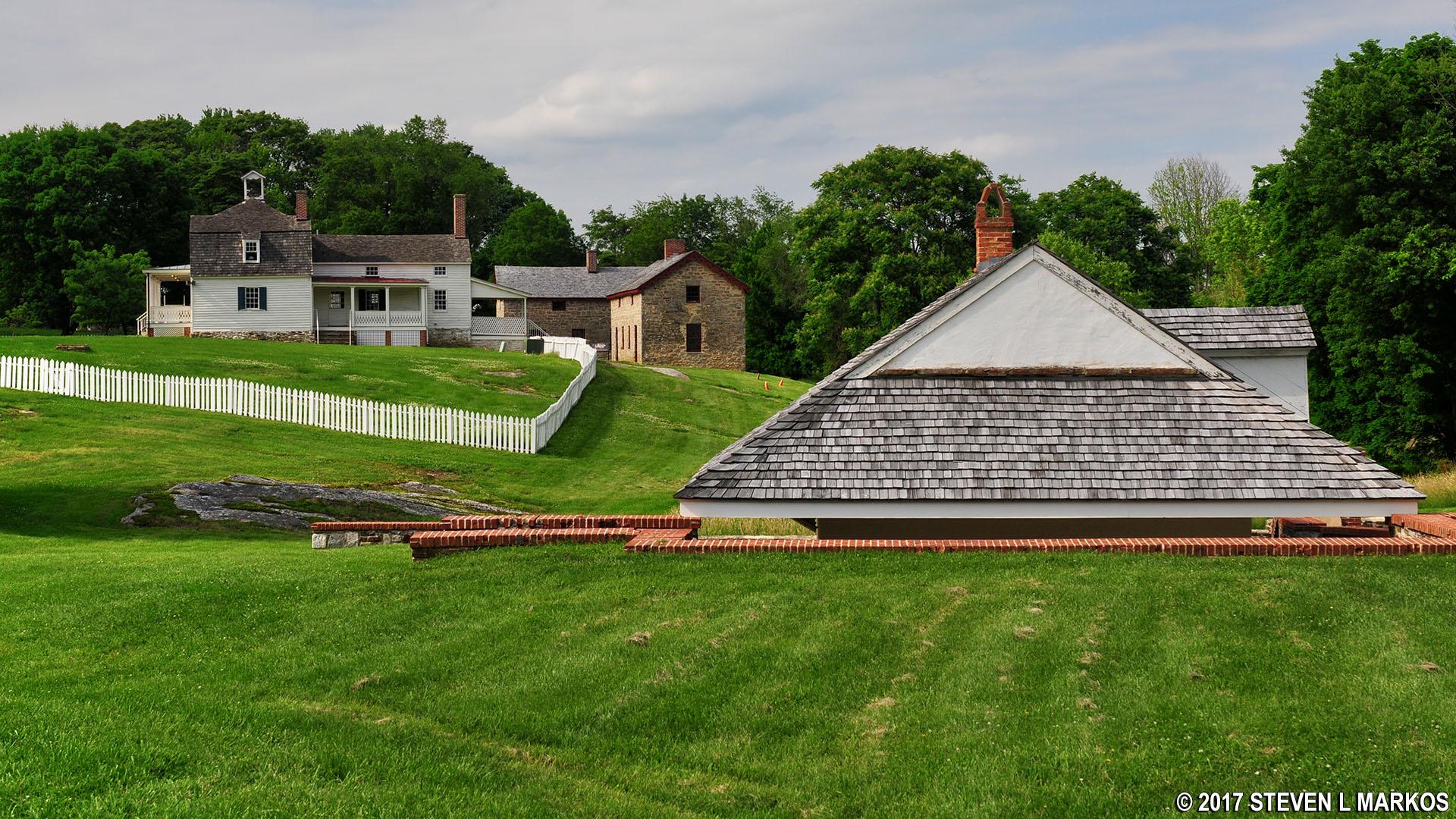 Hampton national historic site - Home Farm At Hampton National Historic Site