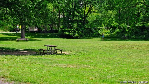 Tables at Picnic Area #1