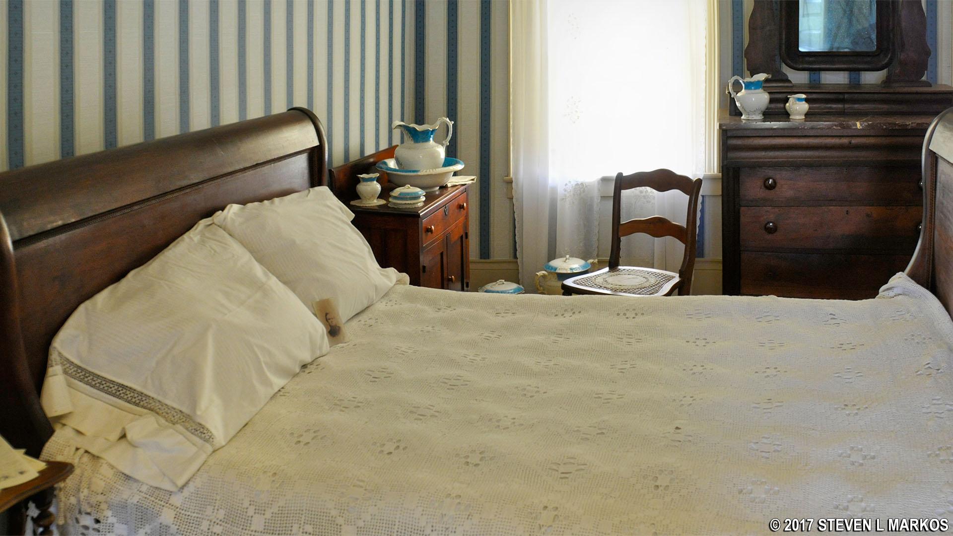Bedroom Of Robert Johnson