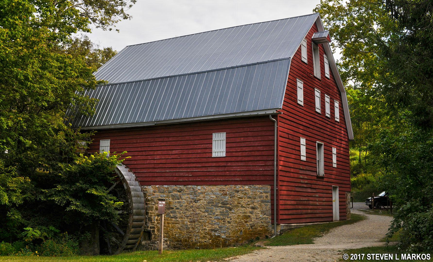 Mcmahon S Mill