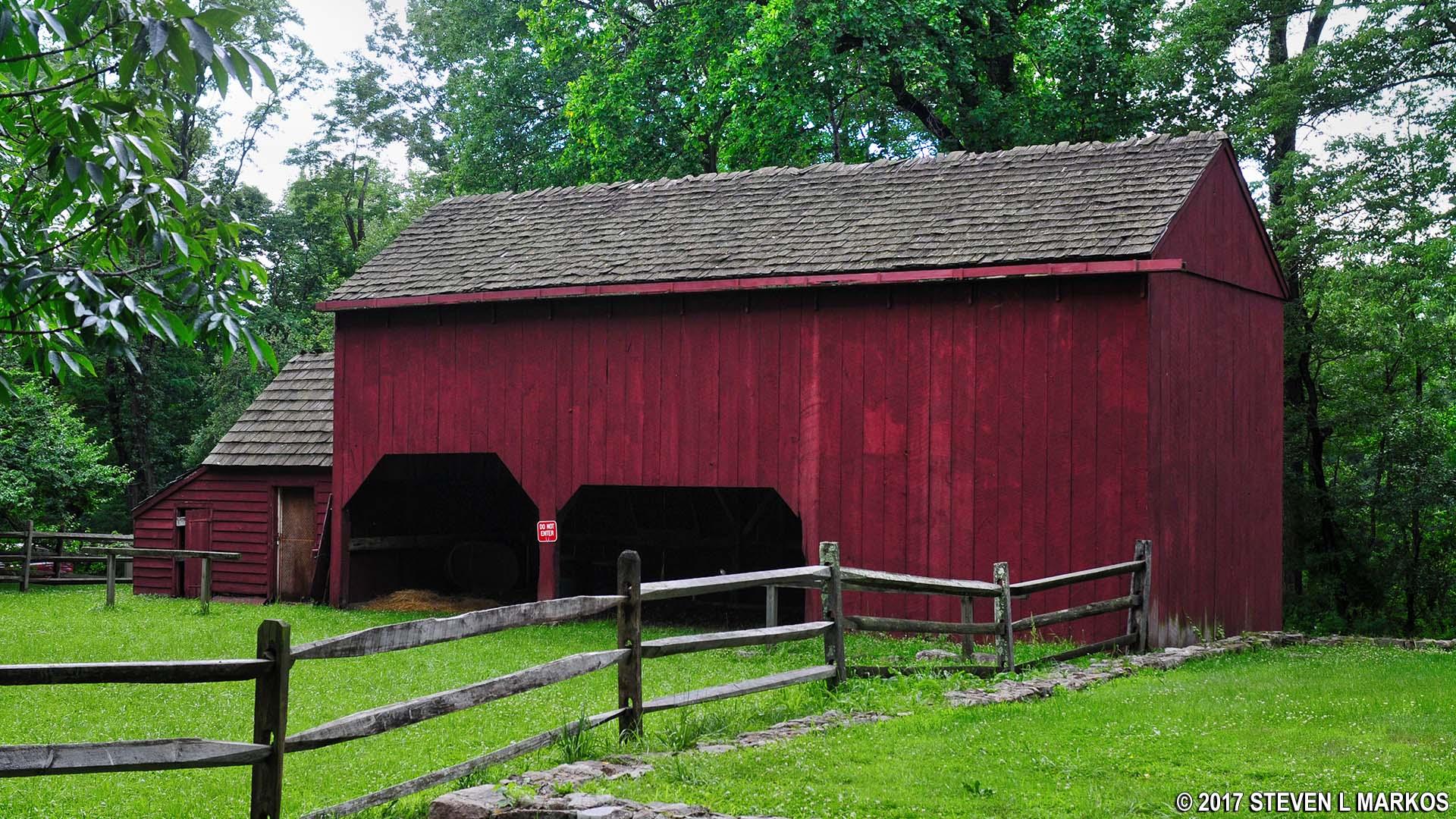 Barn At The Wick Farm