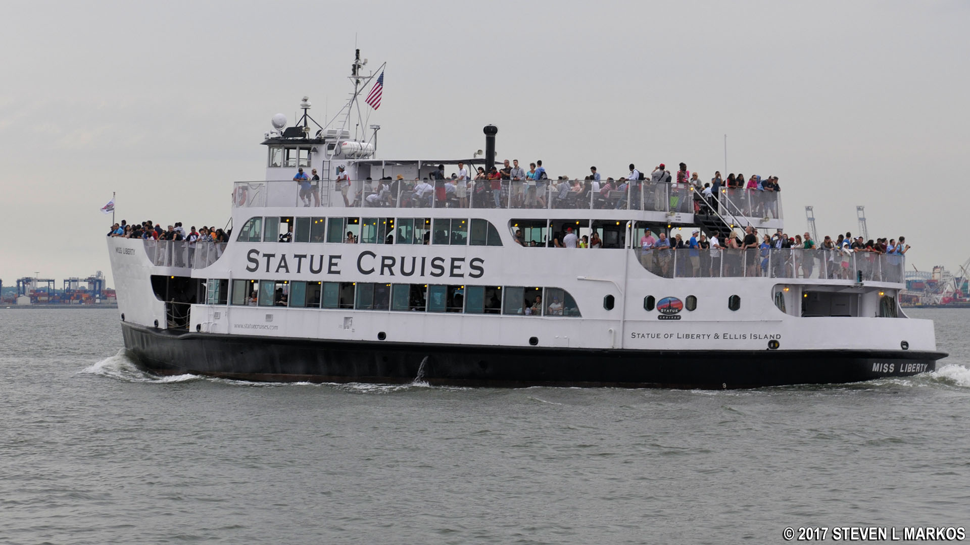 Statue Of Liberty National Monument Ferry To Liberty And