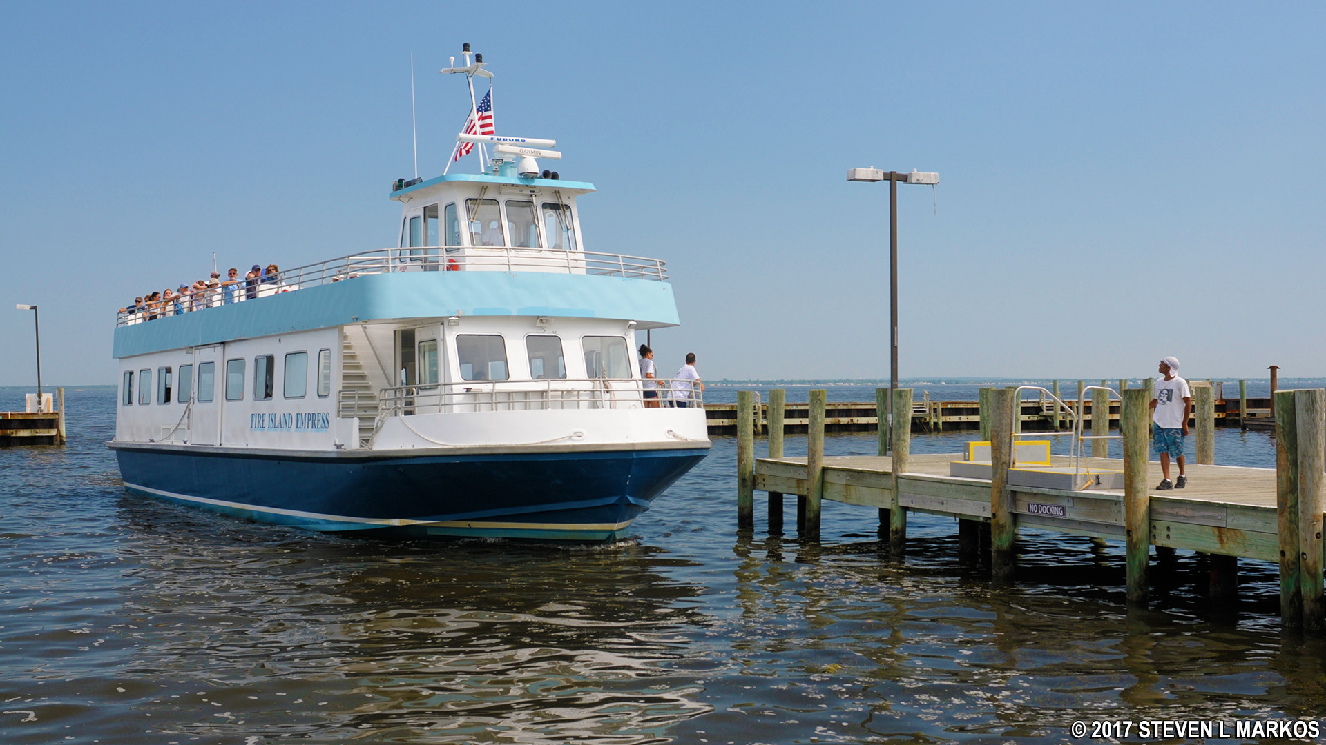 fire island national seashore | sailors haven ferry |