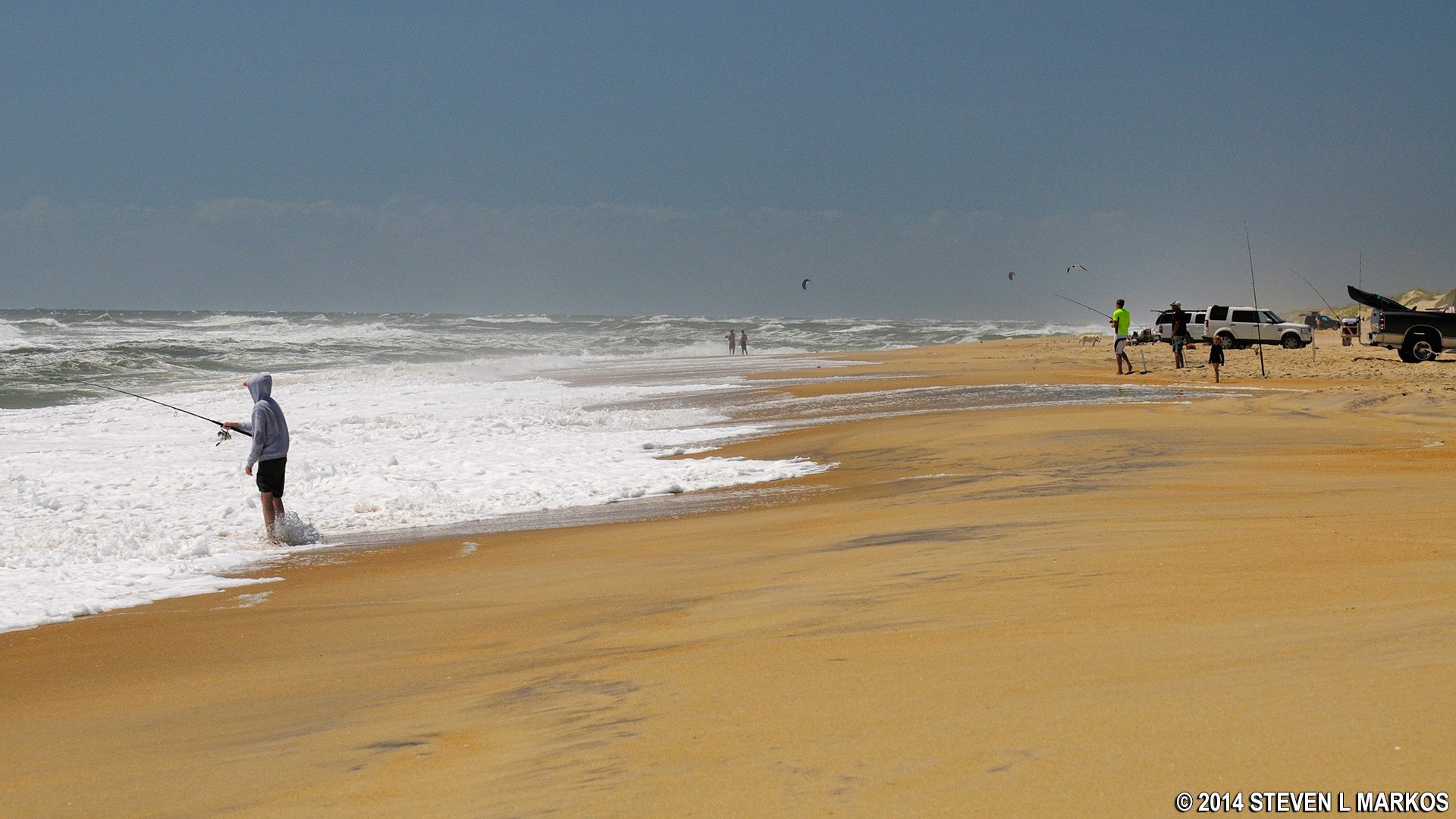 Cape Hatteras National Seas Off