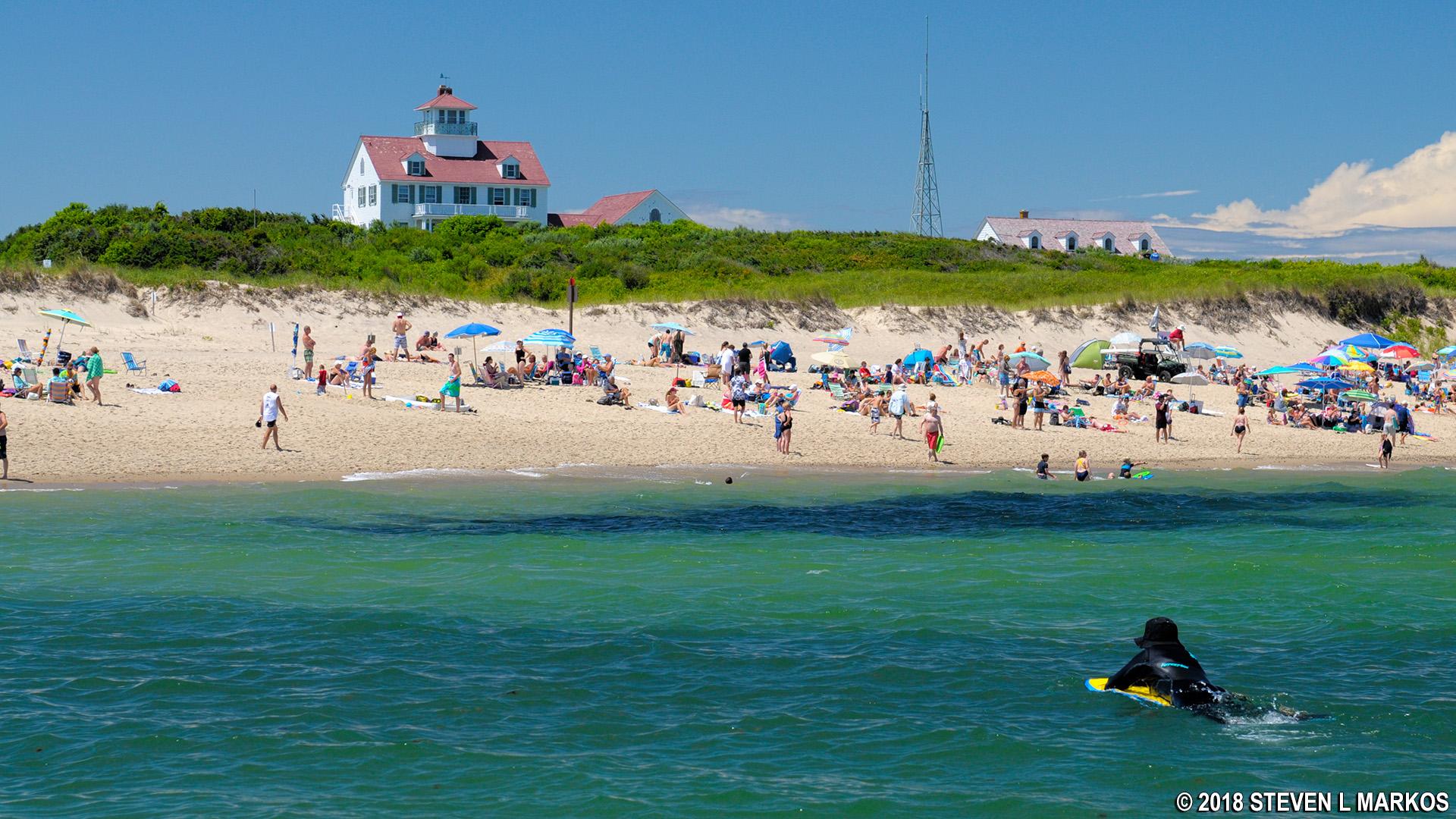 Coast Guard Beach At Cape Cod National Seas