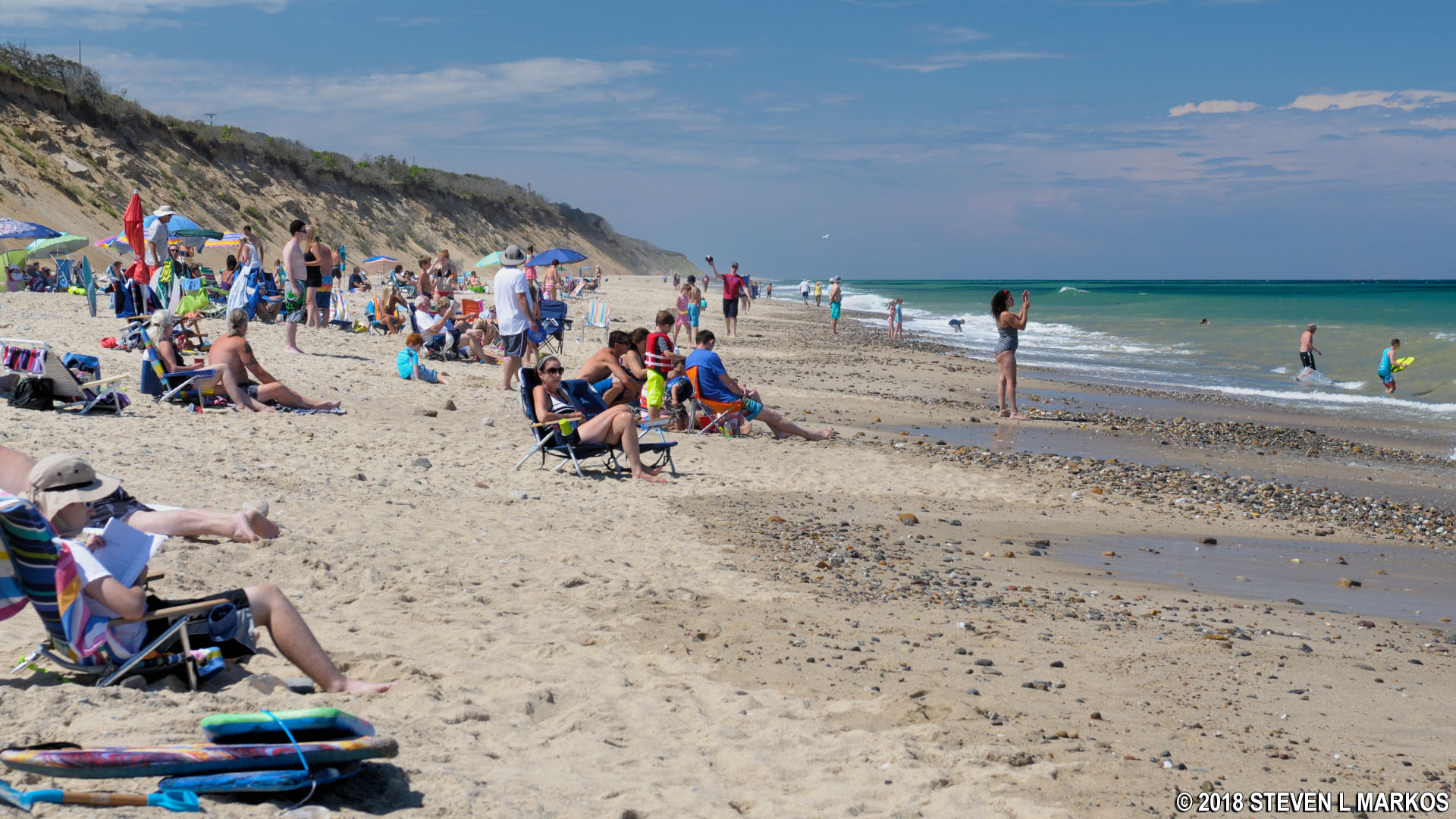 Changes in store at eroding Nauset Light Beach - News